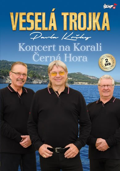 neuveden: Vesela trojka - Koncert - 2 DVD