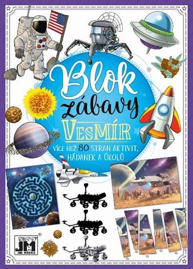 neuveden: Vesmír - Blok zábavy