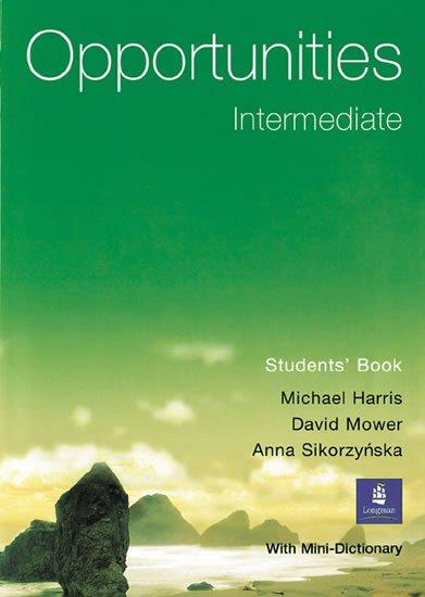 Harris Michael: Opportunities Intermediate Global Students´ Book
