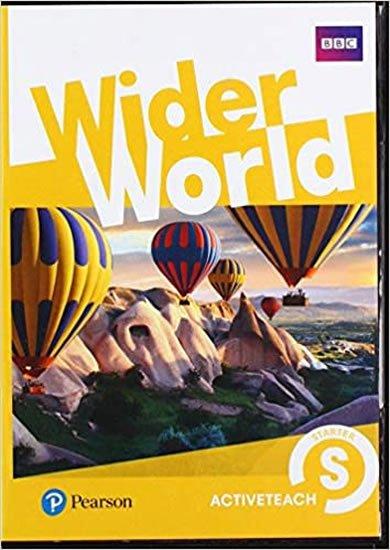 neuveden: Wider World Starter Teacher´s Active Teach