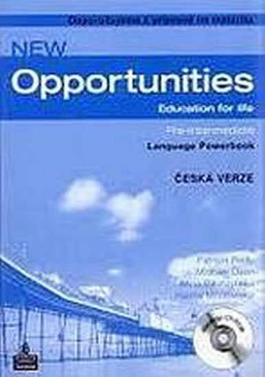 Reilly Patricia: New Opportunities Pre-Intermediate Language Powerbook Pack CZ Edition