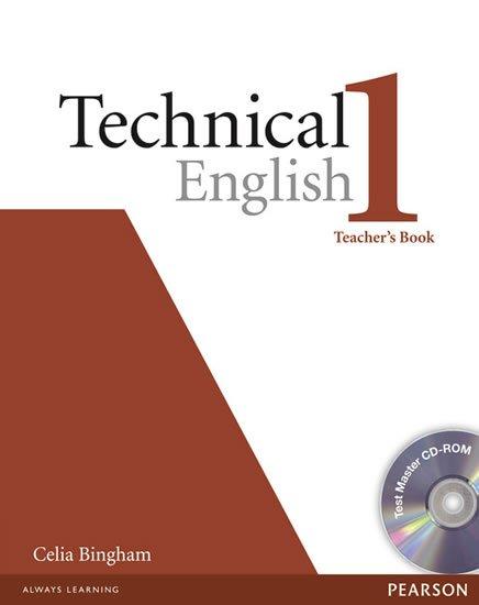Bingham Celia: Technical English 1 Teacher´s Book w/ Test Master CD-ROM Pack