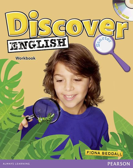 Beddall Fiona: Discover English Global Starter Activity Book w/ Students´ CD-ROM Pack
