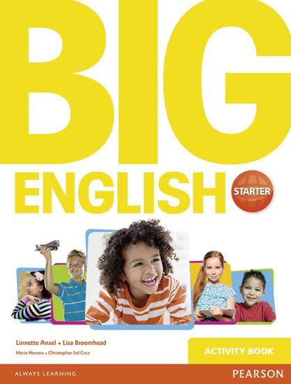 Broomhead Lisa: Big English Starter Activity Book