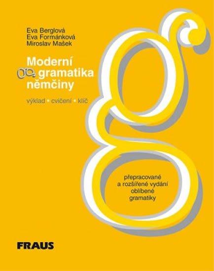 kolektiv autorů: Moderní gramatika němčiny