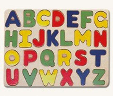 neuveden: Puzzle - abeceda