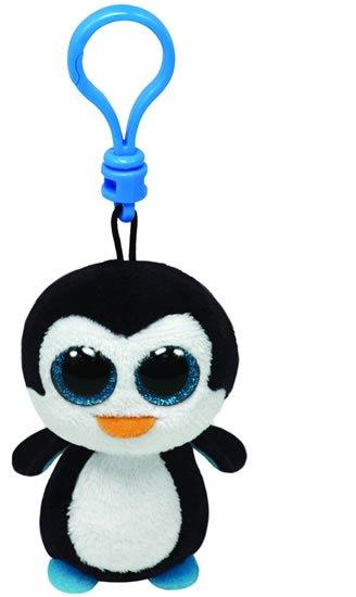 neuveden: TY Beanie Boos WADDLES - tučňák 8.5 cm