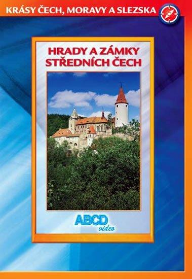neuveden: Hrady a zámky středních Čech - Krásy Č,M,S - DVD