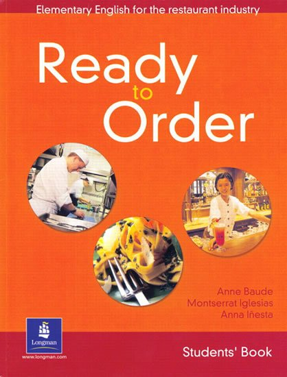 Baude Anne: English for Tourism: Ready to Order Students´ Book