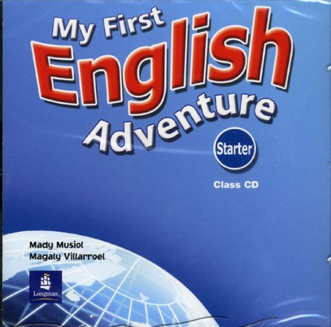 Musiol Mady: My First English Adventure Starter Class CD