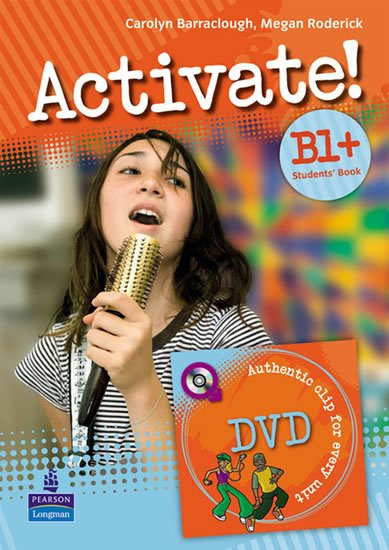 Barraclough Carolyn: Activate! B1+ Students´ Book