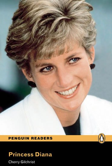 Gilchrist Cherry: PER | Level 3: Princess Diana Bk/MP3 Pack