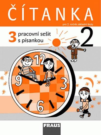 kolektiv autorů: Čítanka 2/3 pro ZŠ - pracovní sešit