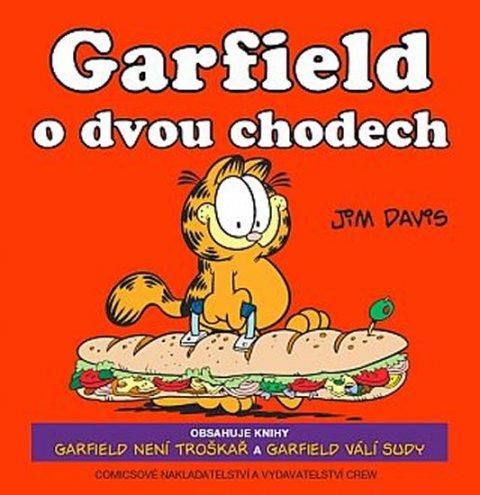 Davis Jim: Garfield o dvou chodech (č. 9 + 10)