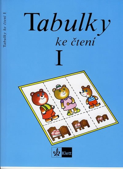 Linc Vladimír: Tabulky ke čtení I - 2. vydání