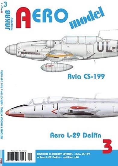 neuveden: AEROmodel 3 - Avia CS-199 a AERO L-29 Delfín