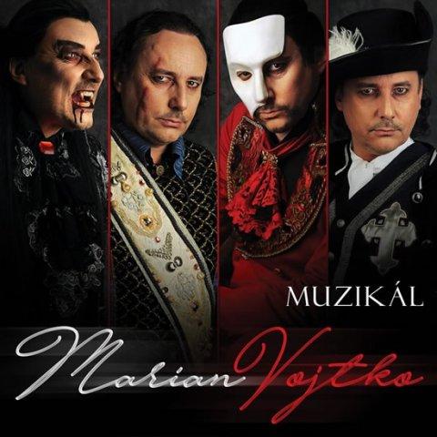 Vojtko Marian: Marian Vojtko Muzikál - CD