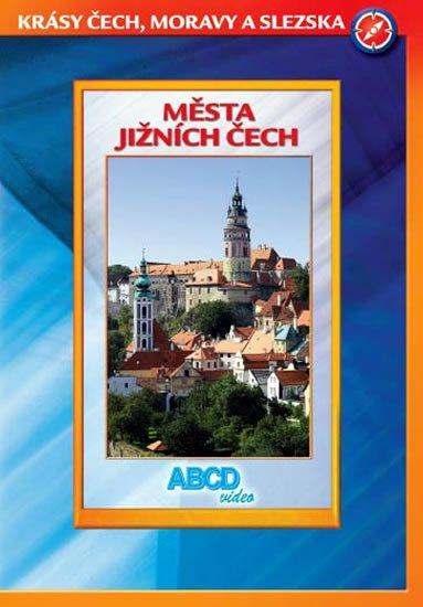 neuveden: Jižní Čechy - Krásy Č,M,S - DVD