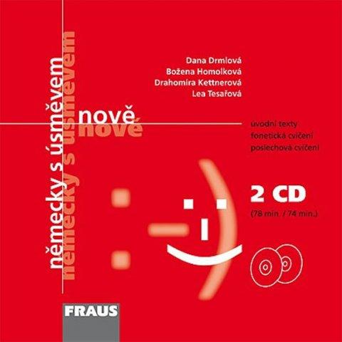 neuveden: Německy s úsměvem nově CD /2ks/