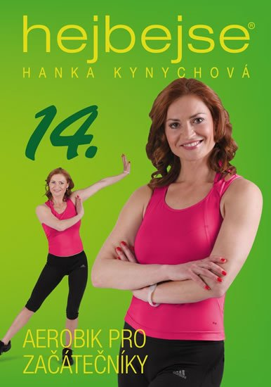 Kynychová Hanka: Hejbejse 14 - Aerobik pro začátečníky - DVD