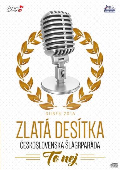 neuveden: Zlatá desítka duben 2016 - CD