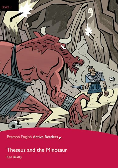 Beatty Ken: PEAR | Level 1: Theseus and the Minotaur Bk/Multi-ROM with MP3 Pack