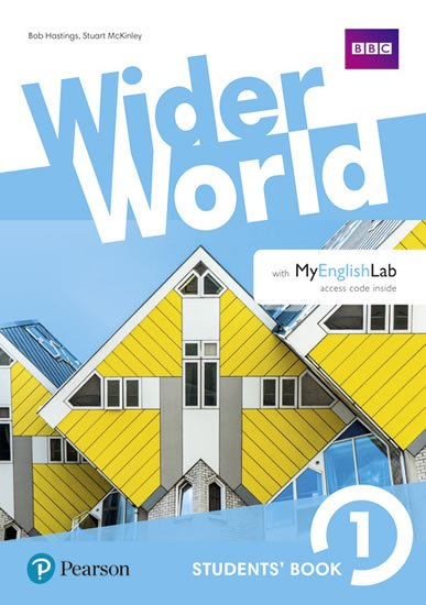 Hastings Bob: Wider World 1 Students´ Book w/ MyEnglishLab Pack