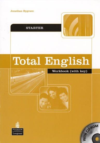 Bygrave Jonathan: Total English Starter Workbook w/ CD-ROM Pack (w/ key)
