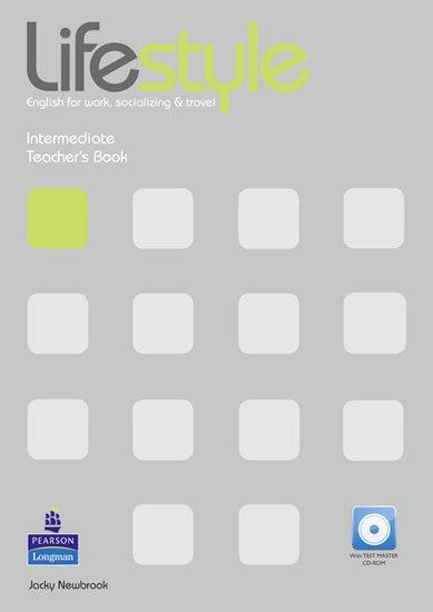 Newbrook Jacky: Lifestyle Intermediate Teacher´s Book w/ Test Master CD-ROM Pack