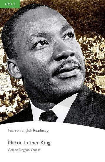 Degnan-Veness Coleen: PER   Level 3: Martin Luther King Bk/MP3 Pack