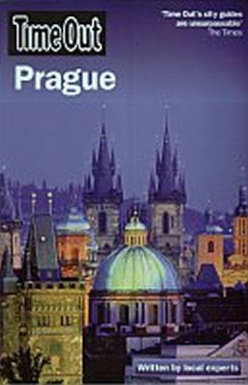 kolektiv autorů: Time Out: Prague