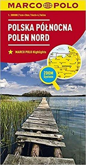 neuveden: Polsko - sever  1:300T