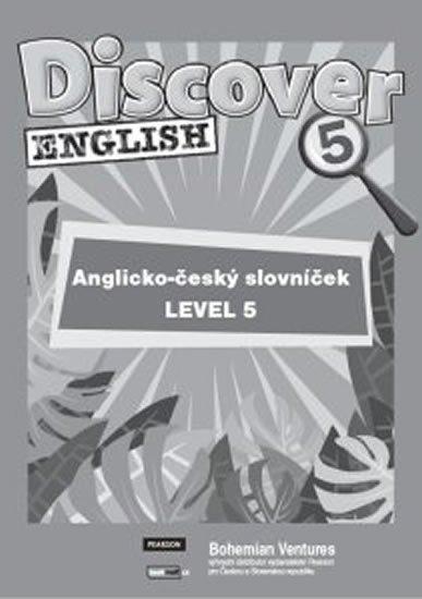 neuveden: Discover English 5 slovníček CZ