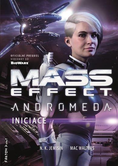 Jemisinová N. K.: Mass Effect Andromeda 2 - Iniciace