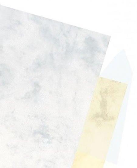 neuveden: Listový papír A4, 210x297 mm, bílý, uni, 90g, 5 ks