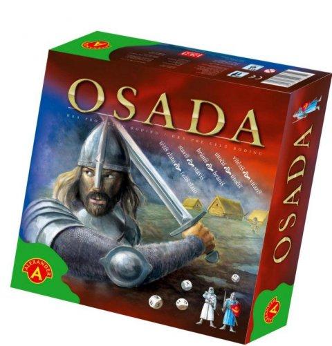 neuveden: Osada-strategická hra pro začátečníky