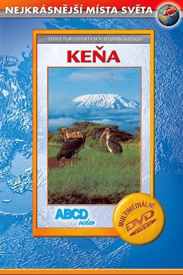 neuveden: Keňa - Nejkrásnější místa světa - DVD