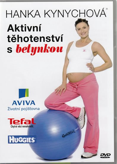 Kynychová Hanka: Aktivní těhotenství s betynkou - DVD