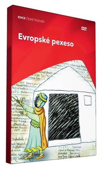 neuveden: Evropské pexeso - 1 DVD