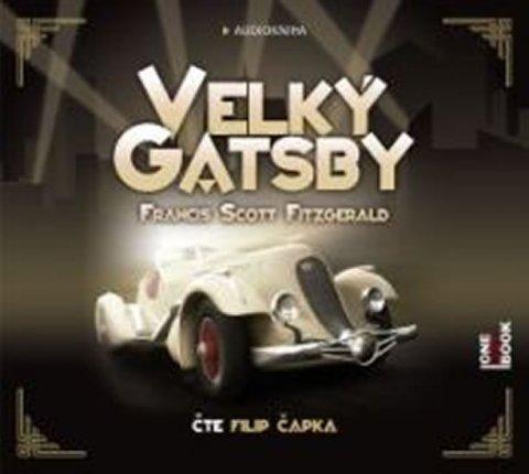 Fitzgerald Francis Scott: Velký Gatsby - CDmp3