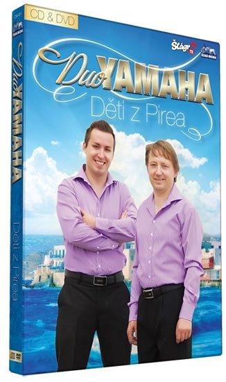 neuveden: Duo Yamaha - Děti z Pirea - CD+DVD