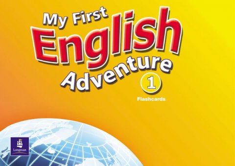 Musiol Mady: My First English Adventure 1 Flashcards