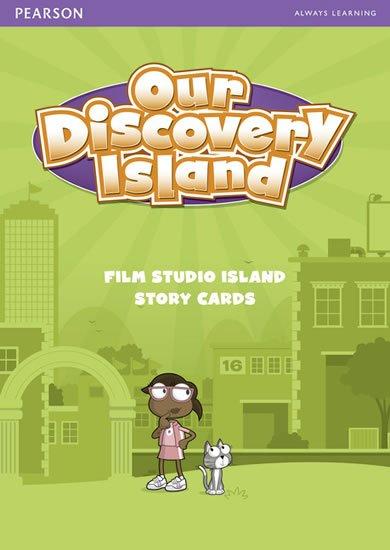 neuveden: Our Discovery Island 3 Storycards