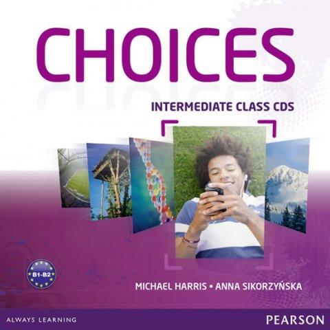 Harris Michael: Choices Intermediate Class CDs 1-6