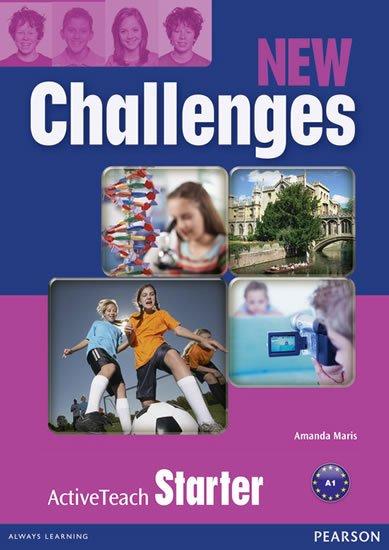 Maris Amanda: New Challenges Starter Active Teach