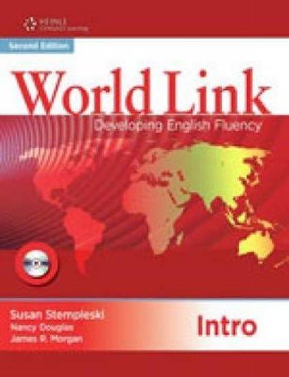 Stempleski Susan: World Link 2nd: Intro Workbook
