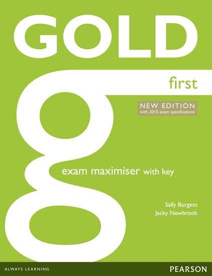 Newbrook Jacky: Gold First 2015 Exam Maximiser w/ key