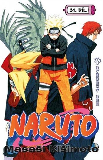 Kišimoto Masaši: Naruto 31 - Svěřený sen