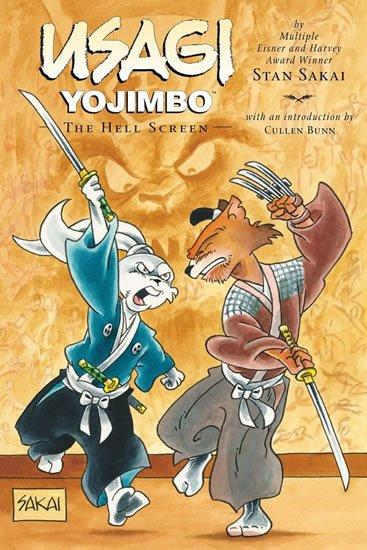 Sakai Stan: Usagi Yojimbo - Pekelná malba