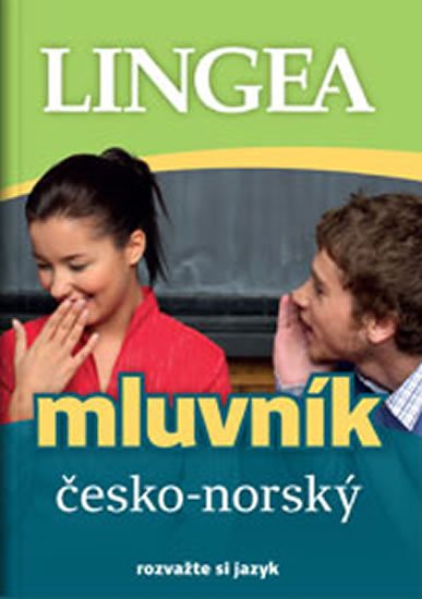 neuveden: Česko-norský  mluvník... rozvažte si jazyk